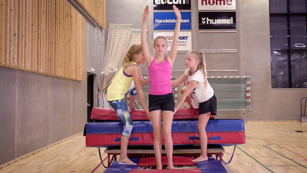 Modtagning i idræt – undervisning