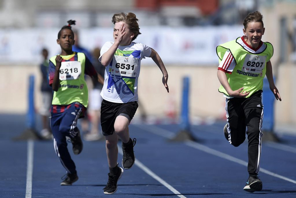 Atletik og spring i idræt - Undervisning